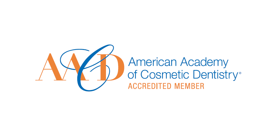 aacd accredited dentist logo